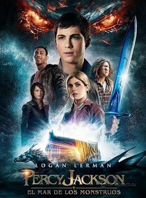 Ver Percy Jackson y El Mar de los Monstruos (Percy Jackson: Sea of Monsters) (2013) Online