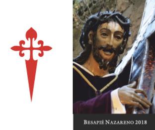 ESTAMPA DEL BESAPÍE DE JESÚS