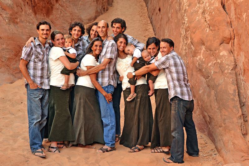 Thomas Family 2011