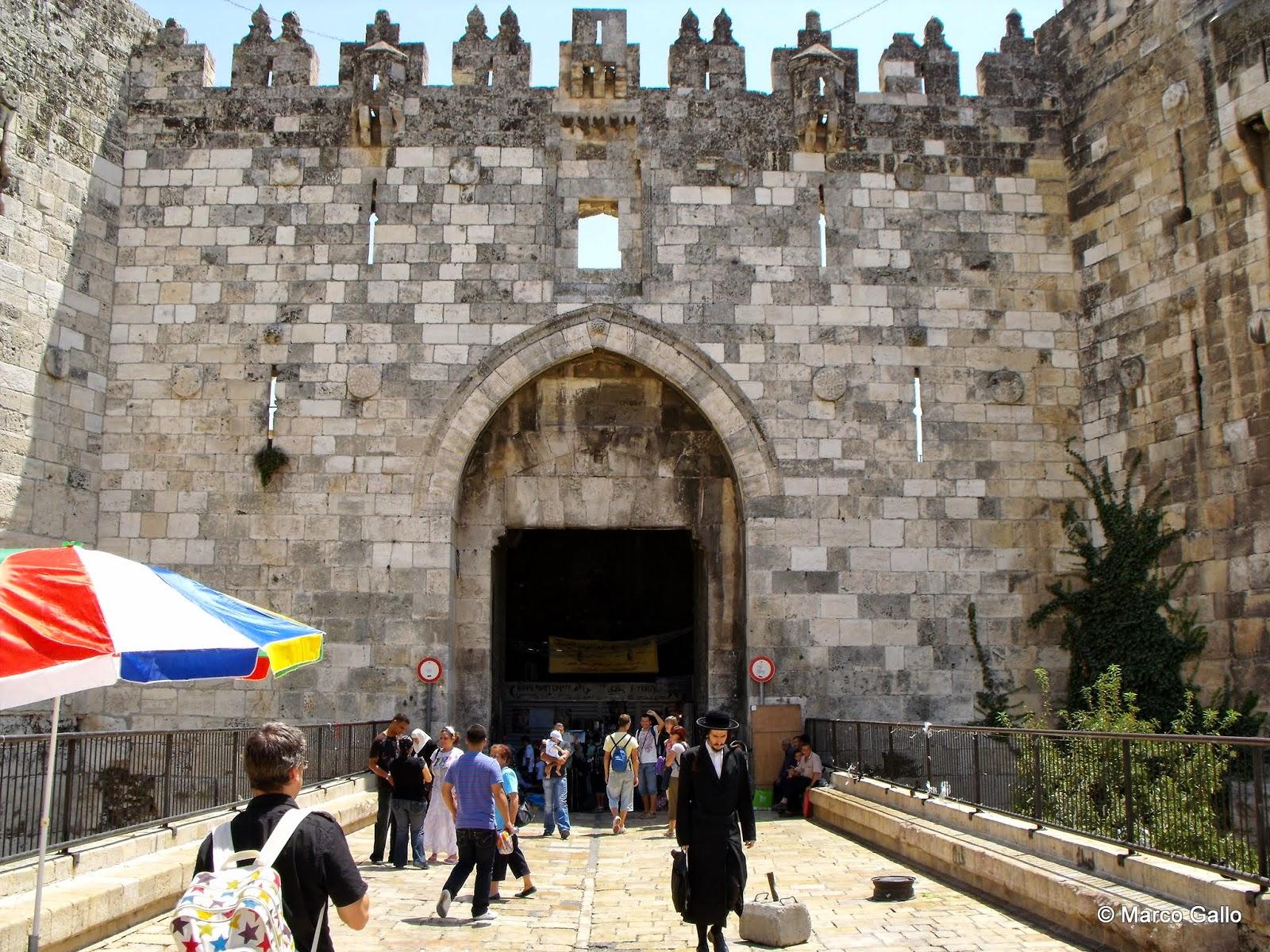 Vivir viajando puerta de damasco jerusal n israel - Fotos de damasco ...