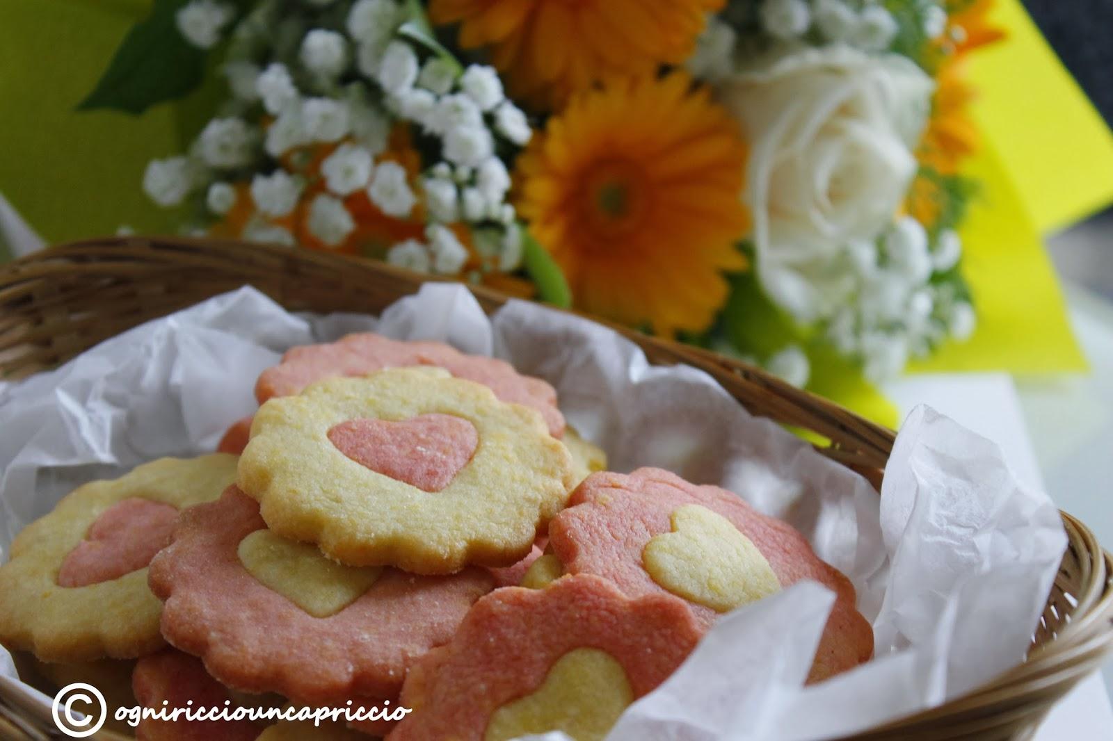 frollini bicolore romantici