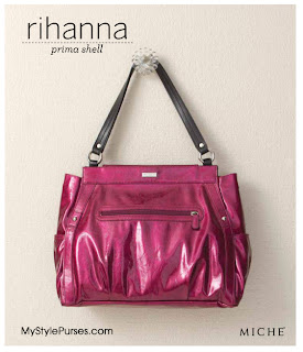 Miche Prima Bag is perfect to carry a laptop or iPad in style