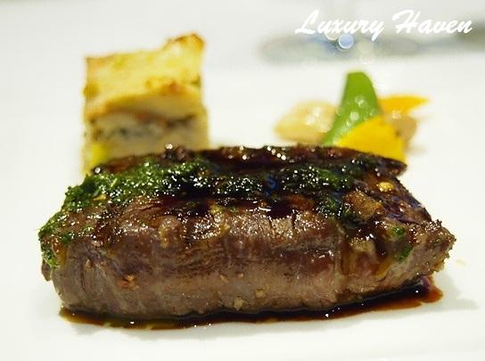 rws cat cora ocean restaurant australian wagyu beef