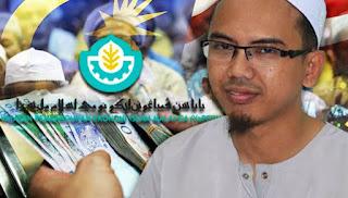 Ingatkan Najib saja 'kaki rembat' rupanya orang bawah pun sama – Wan Ji