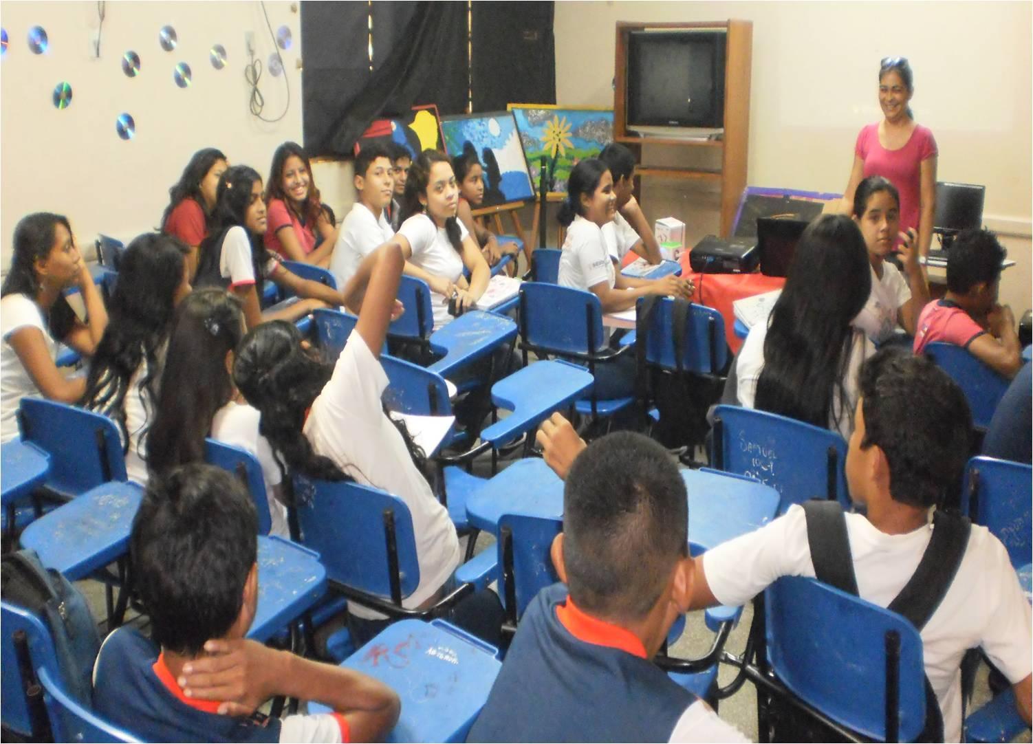 o psicÓlogo na escola atividades desenvolvidas no ano de 2011