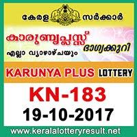 Karunya Plus KN-183