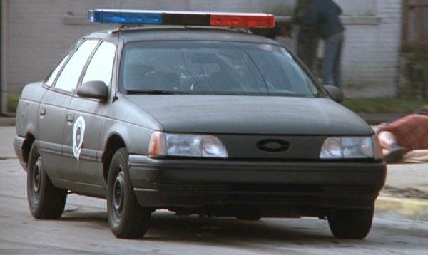 RoboCop 2 Police Car