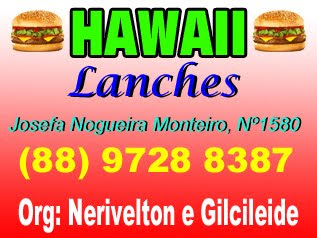 HAWAII LANCHES