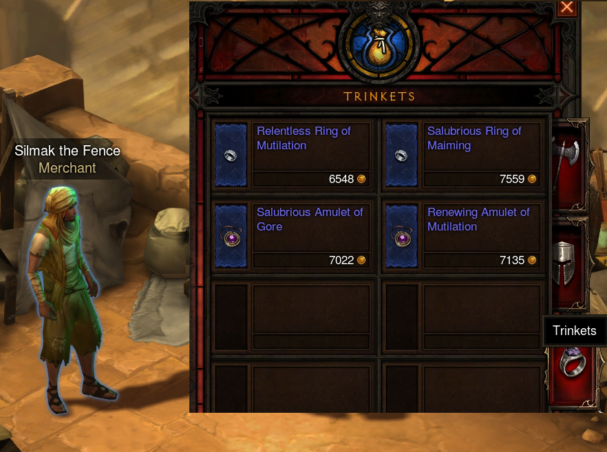 how to sell items in diablo 3 auction house