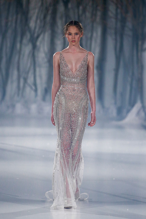 Paolo Sebastian 2016 A-W Couture :: Cool Chic Style Fashion