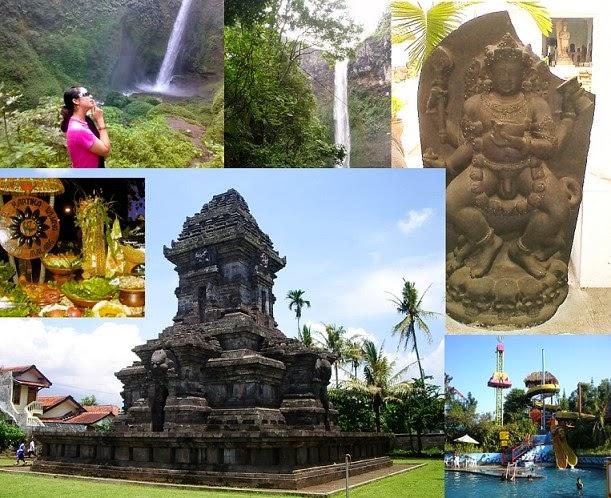 Mt Bromo, Cuban pelangi Waterfall and Batu Resort 3 Days / 2 Nights Tour Package