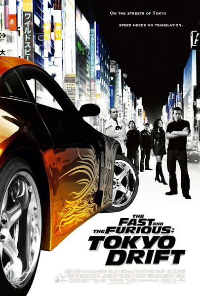 Watch The Fast and the Furious: Tokyo Drift (2006) Hollywood Movie Online | The Fast and the Furious: Tokyo Drift (2006) Hollywood Movie Poster
