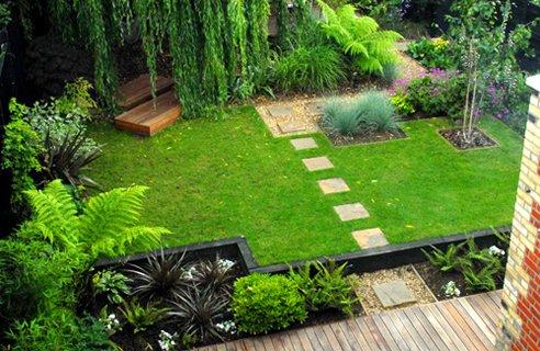 Jasa Desain Taman on Jasa Desain Rumah Online