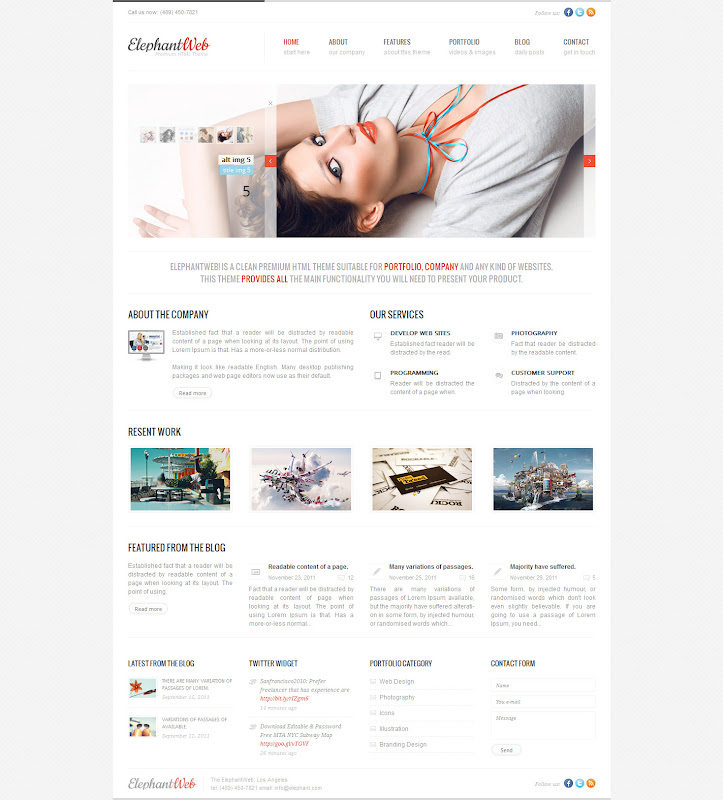 Premium-HTML-CSS-Website-Template