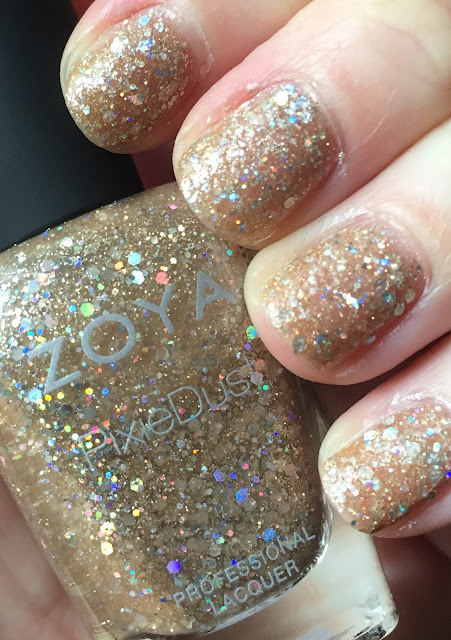 Zoya, Zoya Bar MagicalPixieDust, Zoya Magical PixieDust Summer 2014 nail polish collection, nails, nail polish, nail lacquer, nail varnish, manicure