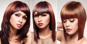 Model Potongan Rambut Terbaru 2012
