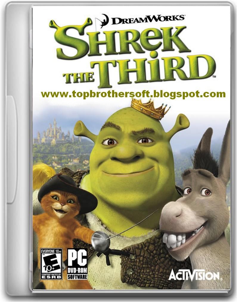 shrek 3 game free download full version for pc for laptop top