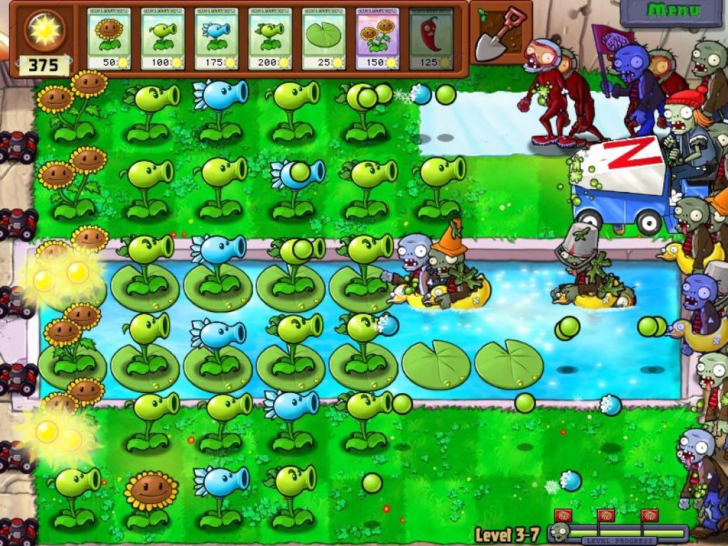 фото игры zombie