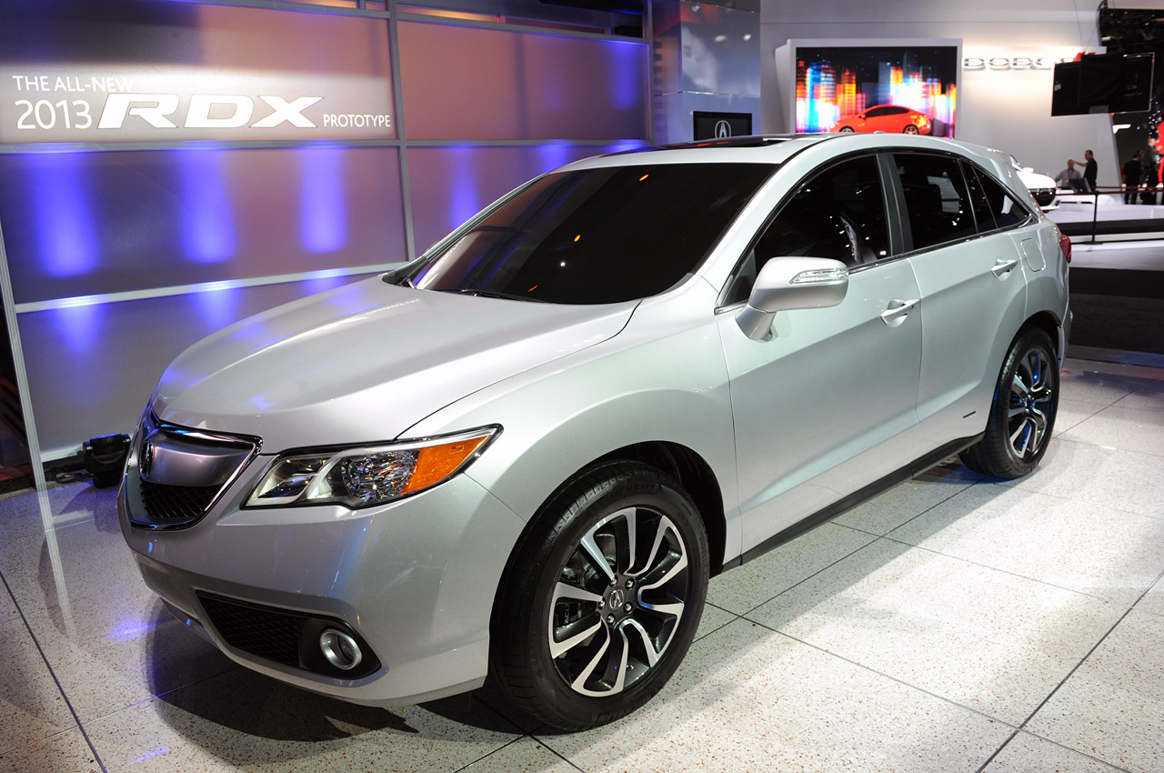 Download Wallpaper Mobil Acura 2013