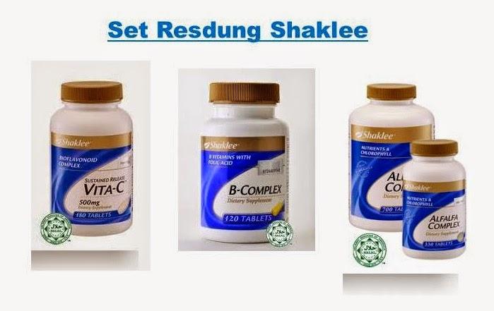 Resdung | Selsema | Bersin | Vitamin | Supplement | Shaklee | Sg. Buloh | Setiawangsa