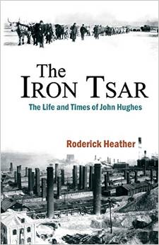 http://www.amazon.com/The-Iron-Tsar-Times-Hughes/dp/1907499172