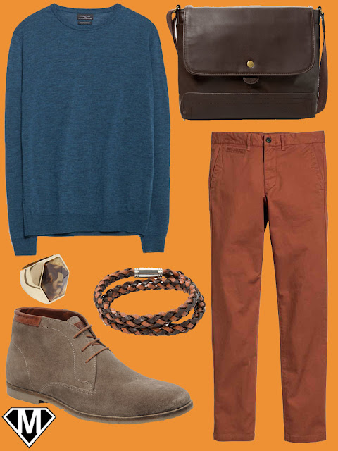 tenue homme automne men fall outfit