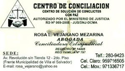 CENTRO DE CONICLIACION