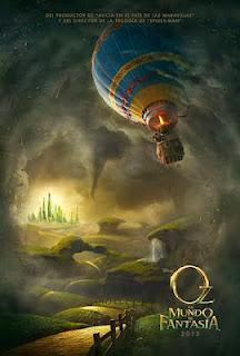 Oz, un mundo de fantasia (2013)