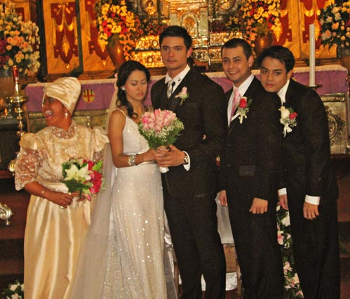 duniaku marimar and sergio finally got married