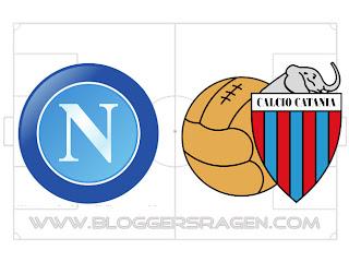 Prediksi Pertandingan Catania vs Napoli