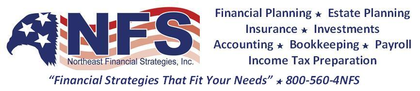 Northeast Financial Strategies Inc - Wrentham MA Tax, Accounting & Financial Services Firm