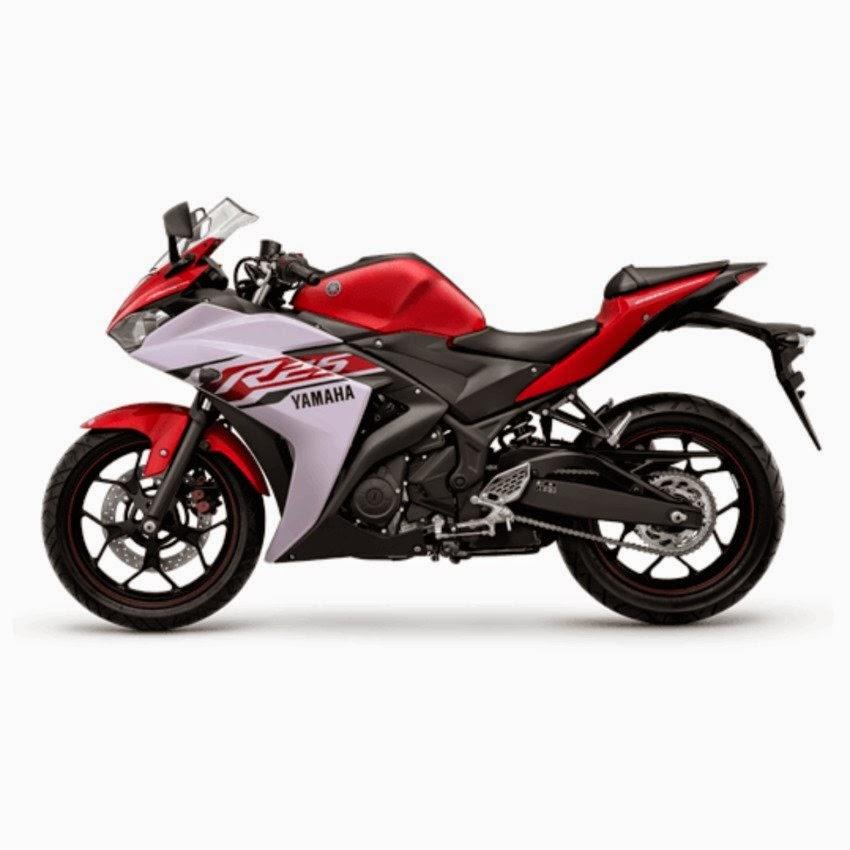 harga motor baru Yamaha YZF-R25 di Jabodetabek