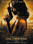 Colombiana, Poster