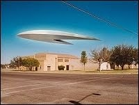 Fort Stockton, Texas Boomerang UFO And Alien Abduction.