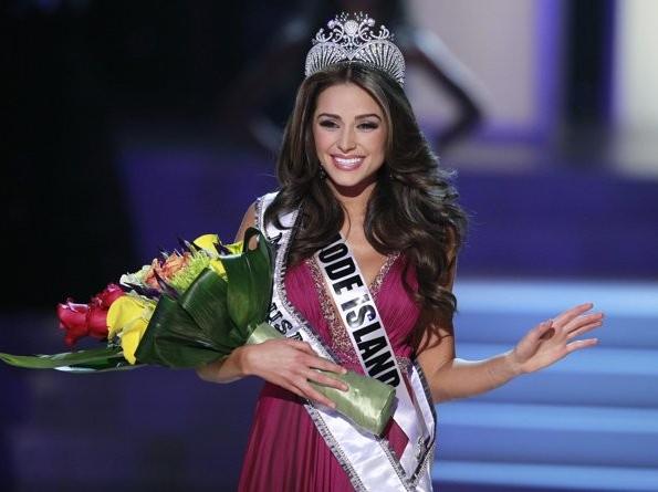 Miss USA 2012 winner Rhode Island Olivia Culpo