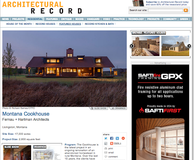 Click to go to Architectural Record