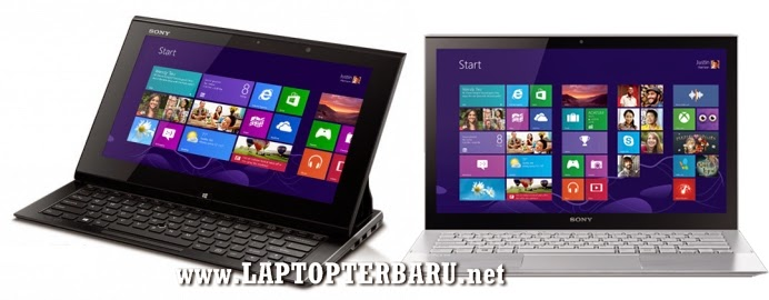 Daftar Harga Laptop Sony Windows 8