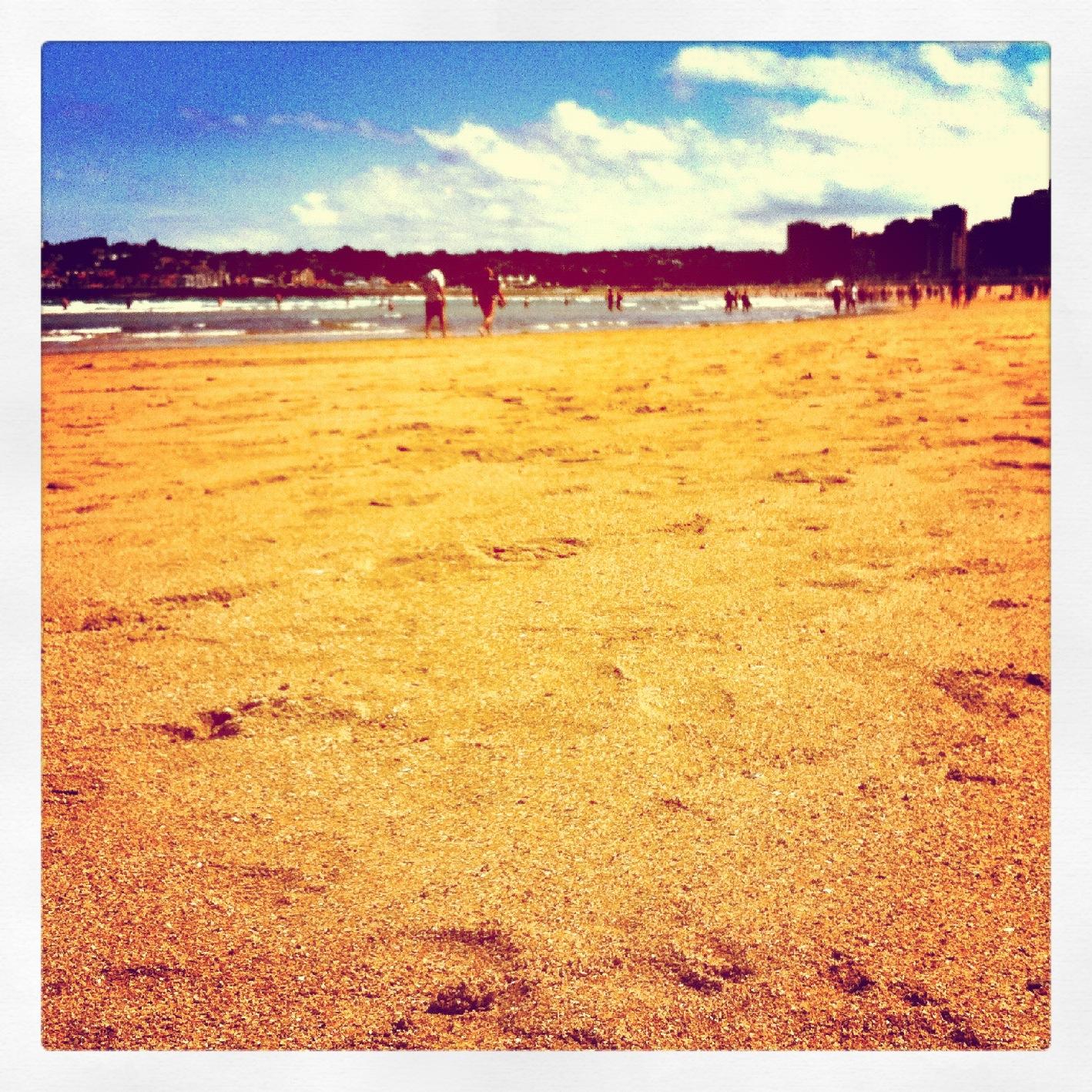 playa gijon