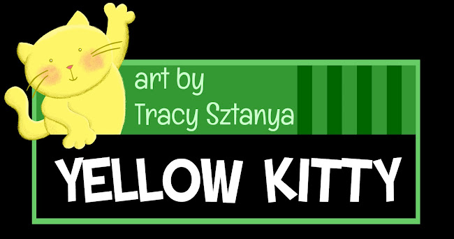 Yellow Kitty: Tracy&#39;s Notebook