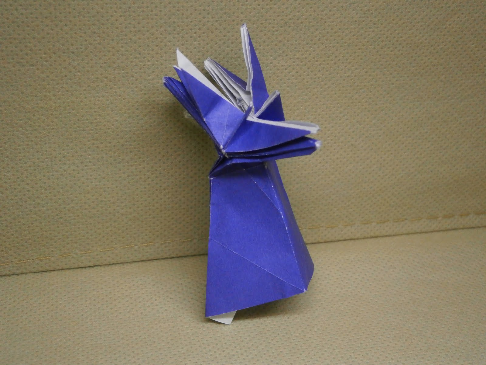 KATAKOTO ORIGAMI Create Origami Deers Head And Incidentally Dragon