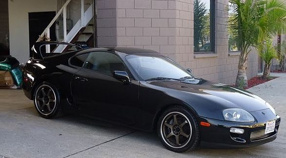 Toyota supra for sale nz