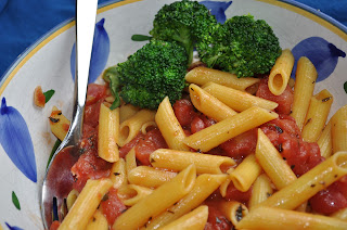 Quick and Chunky Pasta Sauce