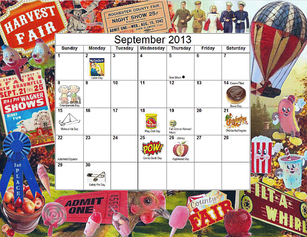 Kate bush 2013 calendar