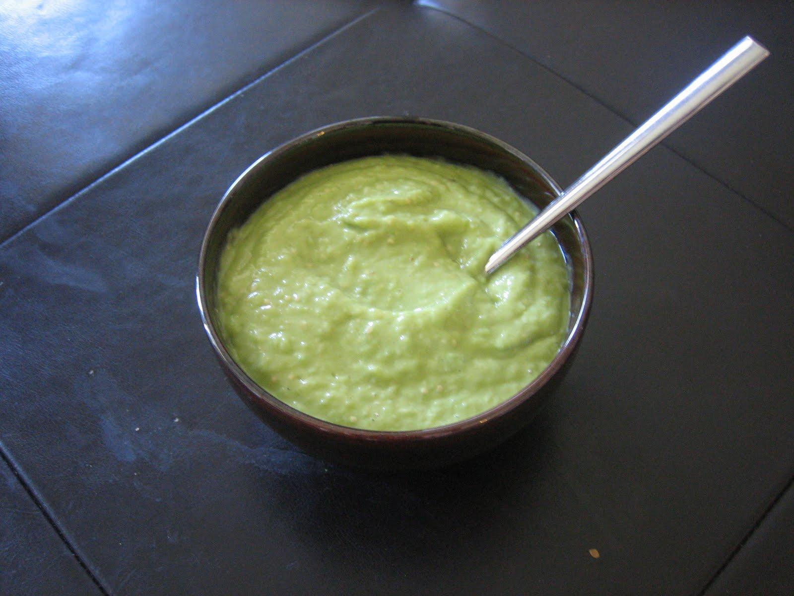 roasted avocado tomatillo salsa a salsa on your favorite avocado and ...