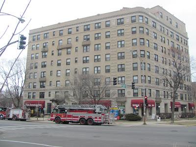 Rogers Park fire inspection