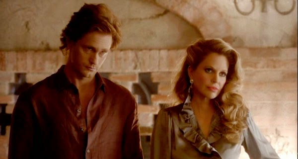 Eric Northman y Pam en True Blood 7x03