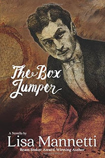The Box Jumper by Lisa Mannetti