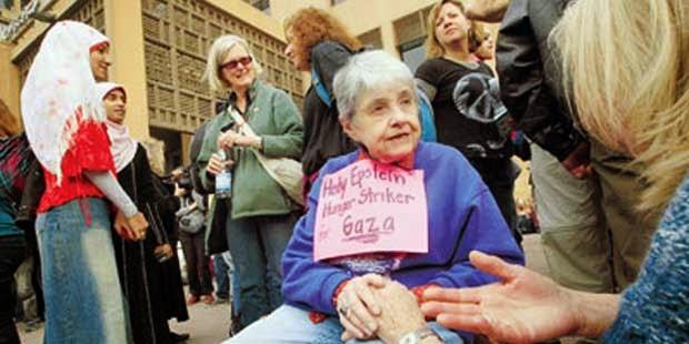 Sobreviventeo do holocausto condena ações de Israel