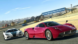 real racing 3 for iOS screenshot