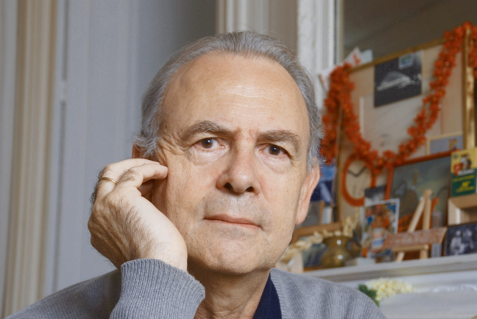 Patrick Modiano  Occupation  Nobel Prize